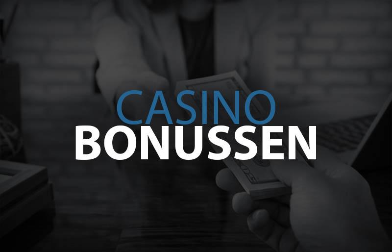 De beste online casino's bieden bonussen aan